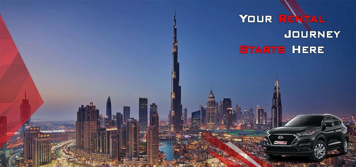 Rent a Car in Dubai Alemad