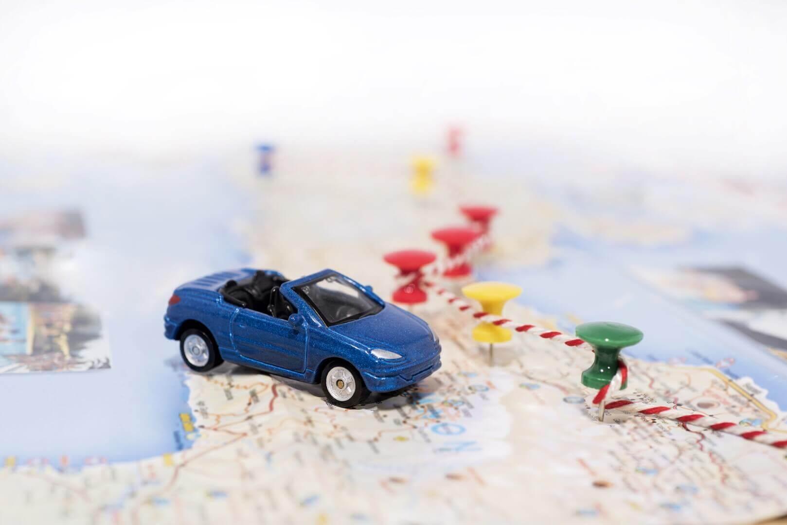 قائمة بالسيارات المستأجرة المناسبة لرحلات الأسرة الصغيرة