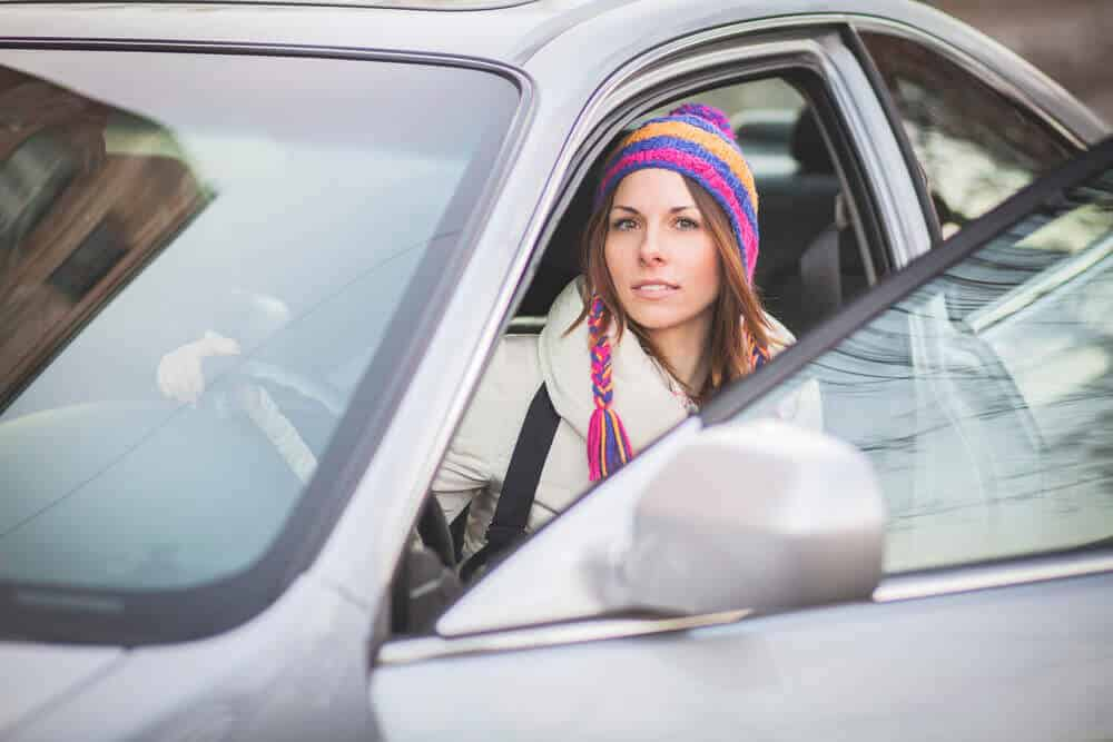 Boons of renting a car in winters