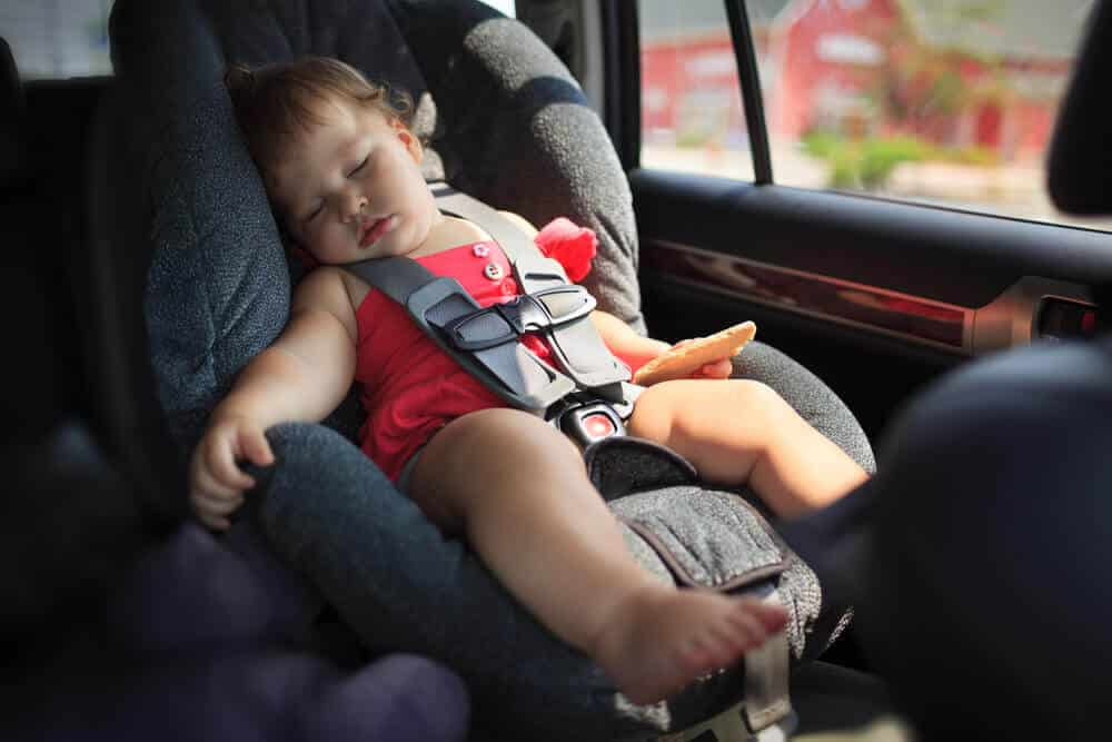 Importance of Child Car Seat