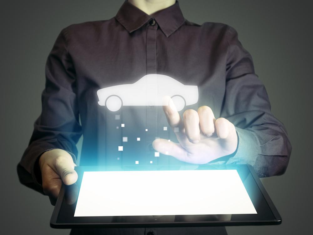 Rent a car online. It's cheaper!