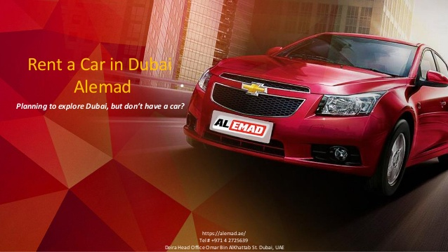 Guide to Rent a Car in Dubai | Dubai Car Hire Guide | Al Emad Rent a Car
