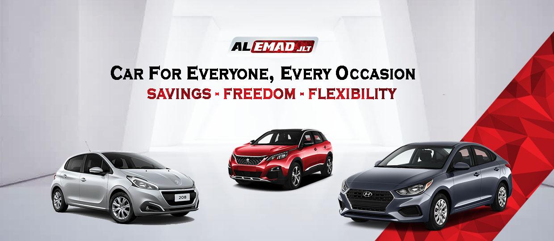 Exclusive-Summer-offer Al Emad Rent a Car JLT