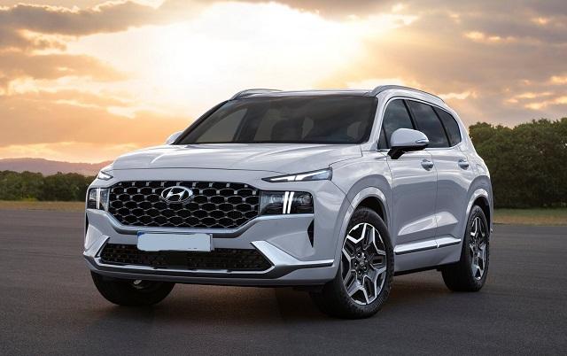 Now to Rent Hyundai Santa Fe 2022 in Dubai Become Easier